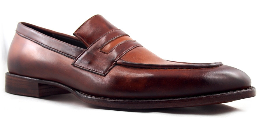 Burnished Brown, Leather