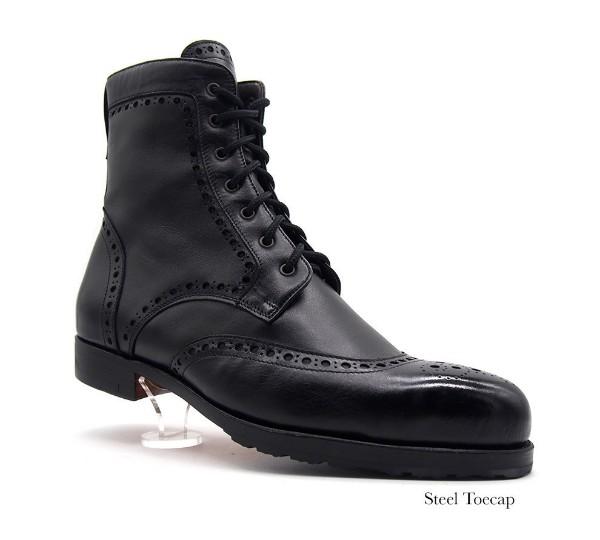 Black, Leather