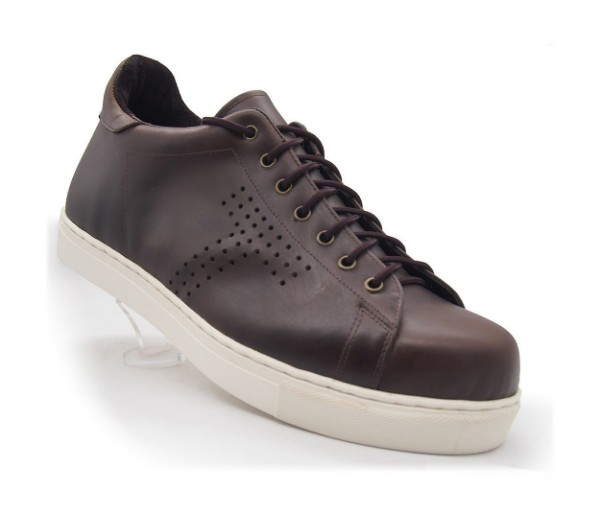 Dark Brown, Leather