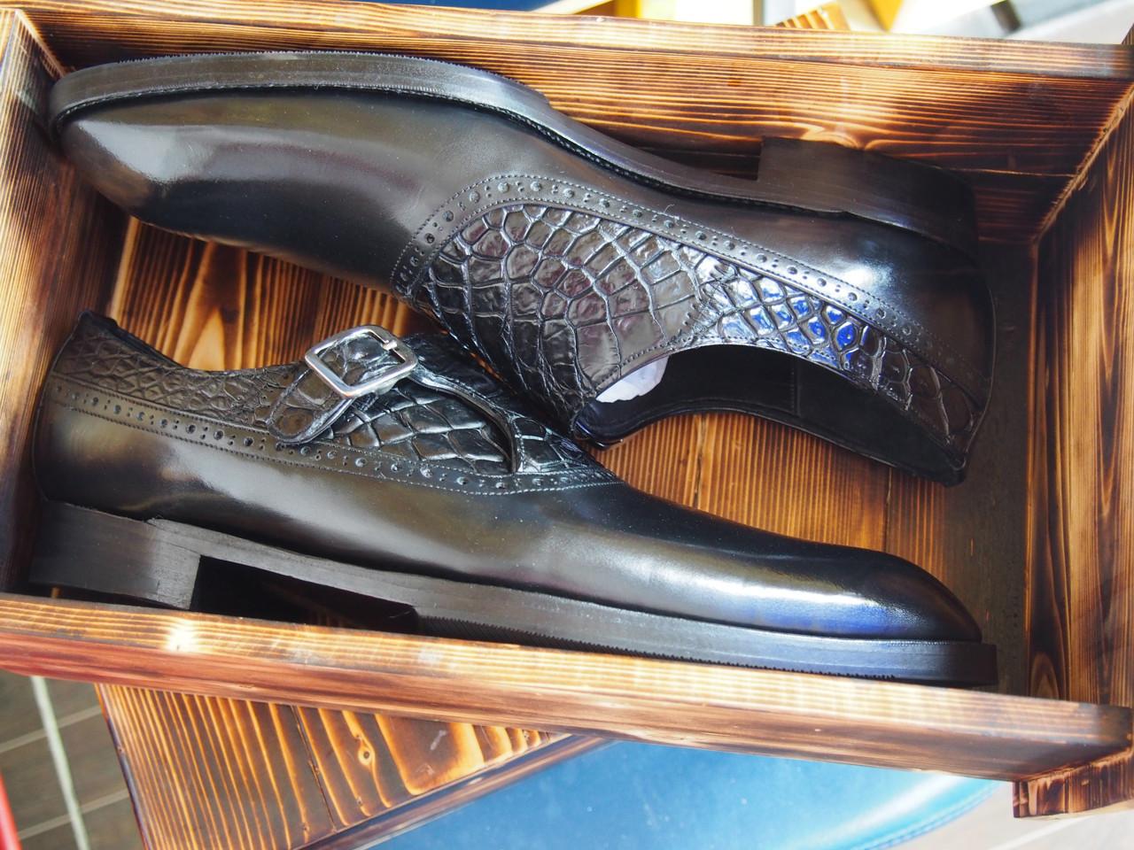 Bild von Crocodile Leather