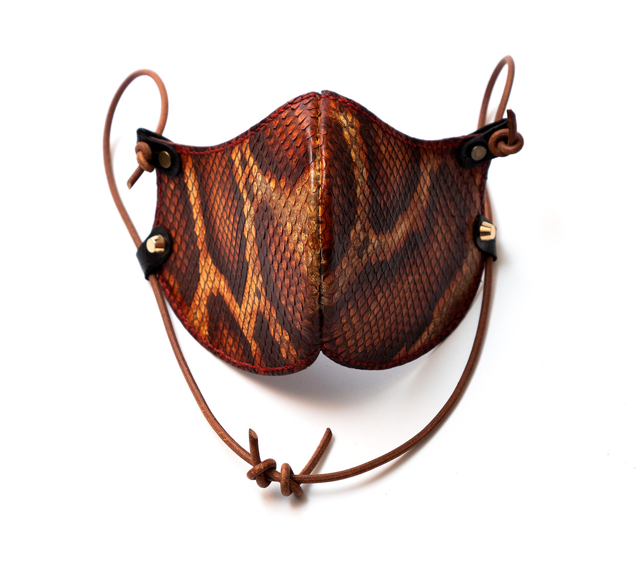 Picture of Lizard skin face mask