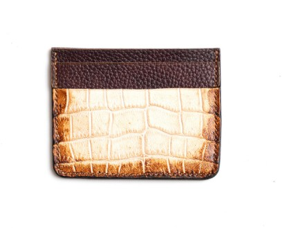 Picture of Himalayan Leather Credit Card Wallet 1/1