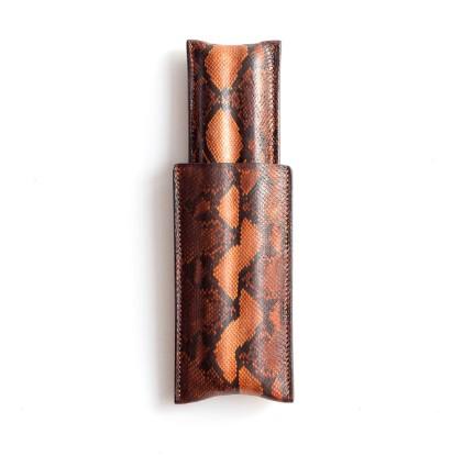 Imagen de Leather Cigar Case 1/1 Lizzard Extended
