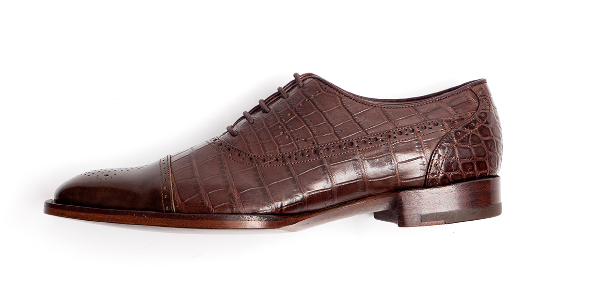 Picture of Crocodile Leather