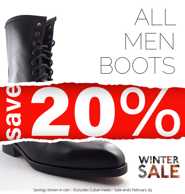 Winter Boot Sale 2020